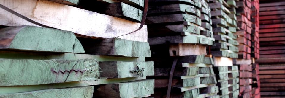 Essiccazione di legnami