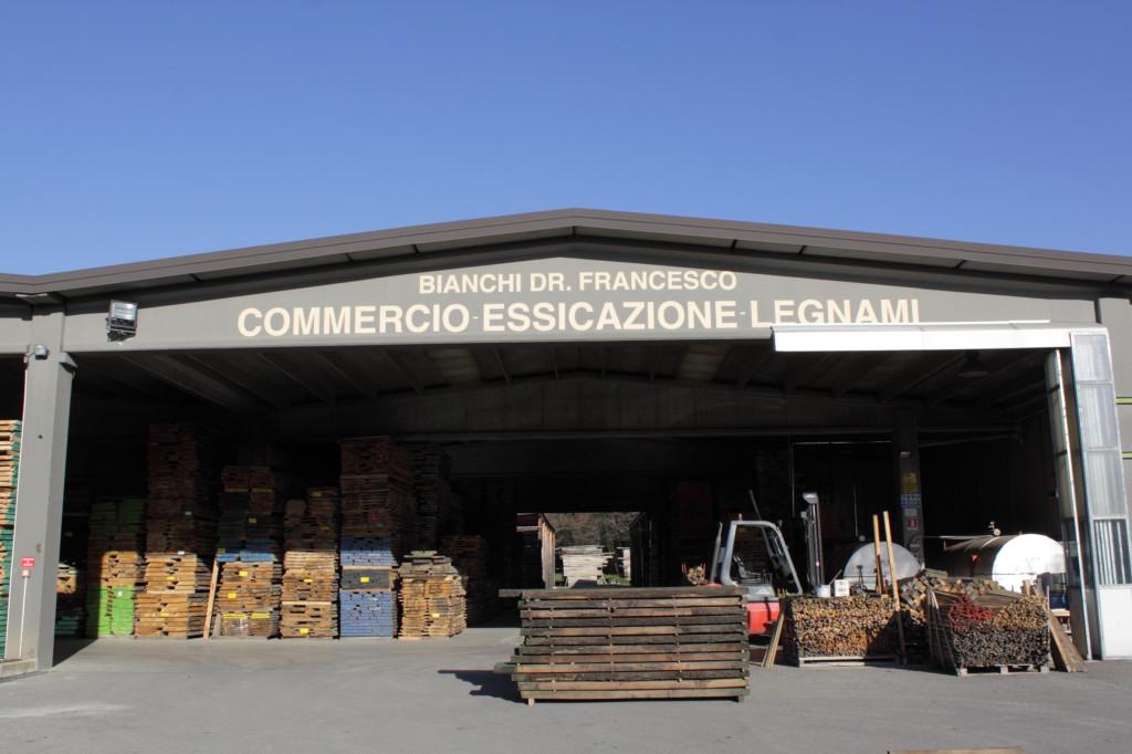 Bianchi Dott. Francesco - commercio legnami